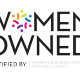 Certified Woman Owned Business